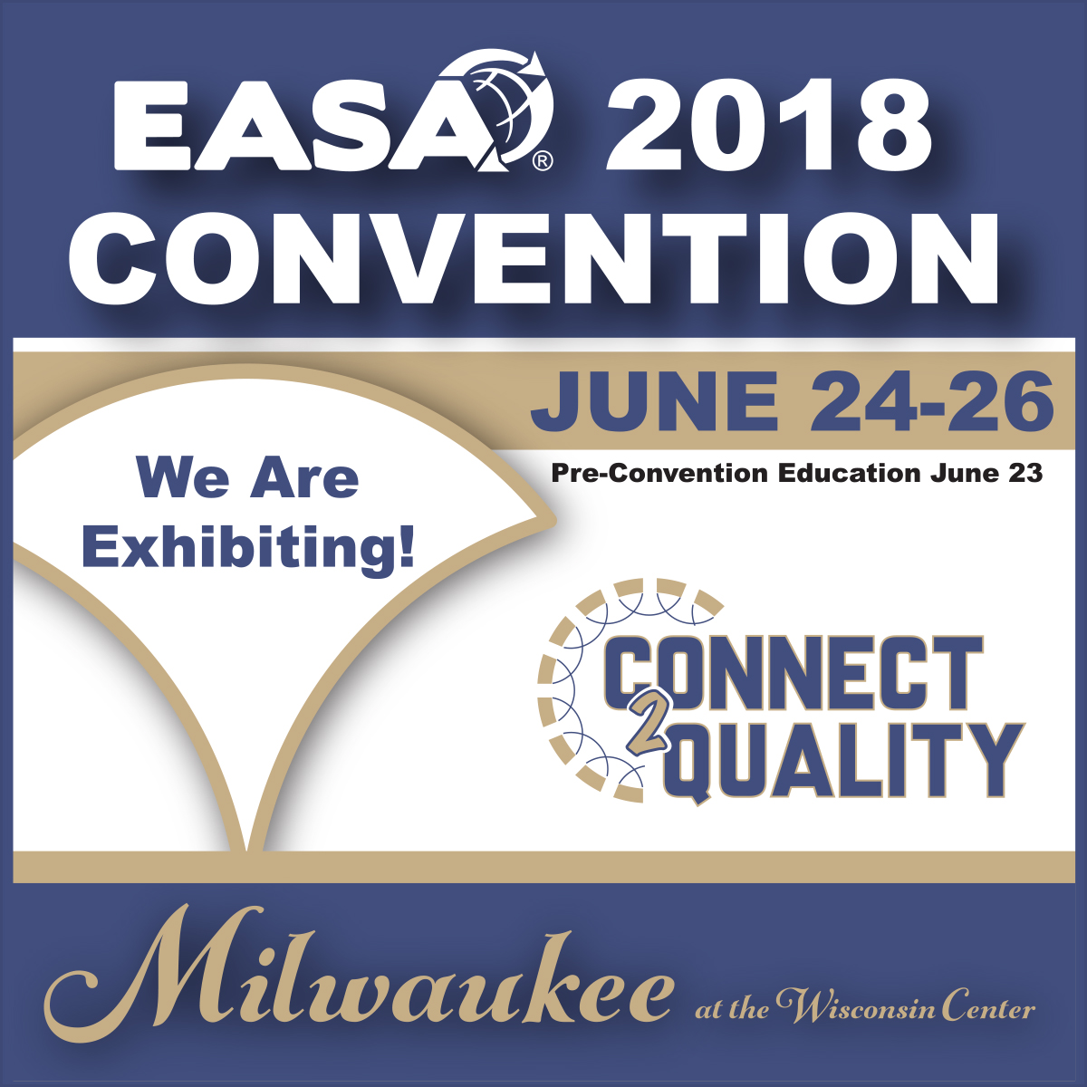 Logo EASA 2018 Show